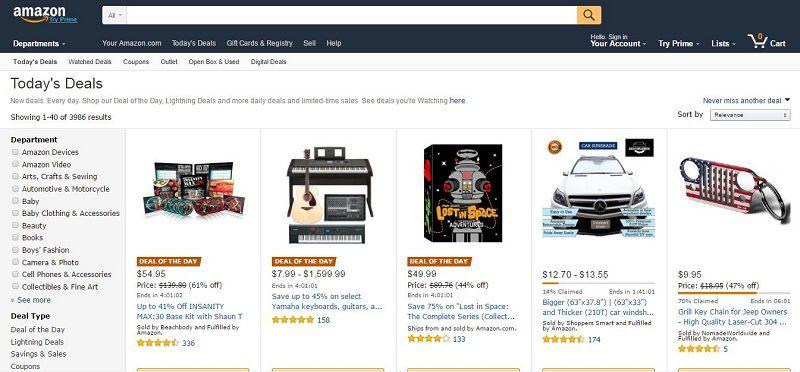 6 Sitios Para Comprar y Vender en Internet Seguro, Envío