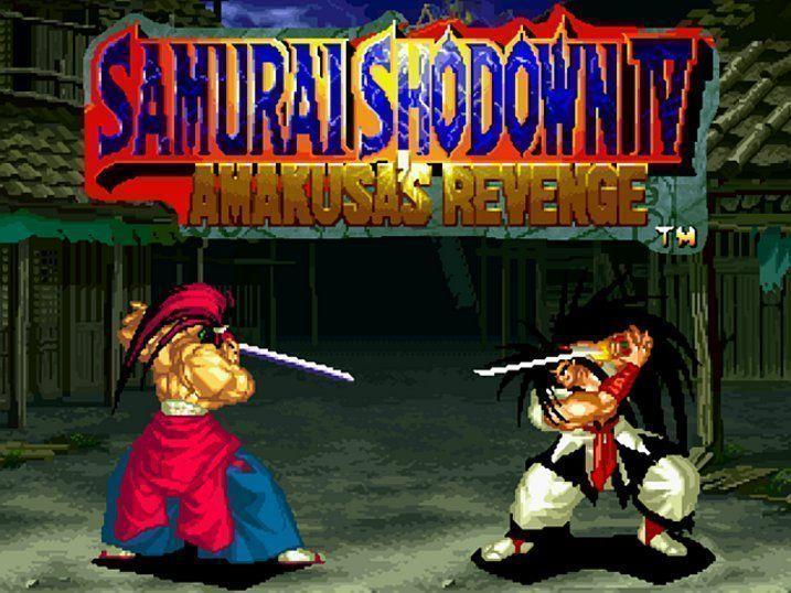 Samurai_Shodown_IV
