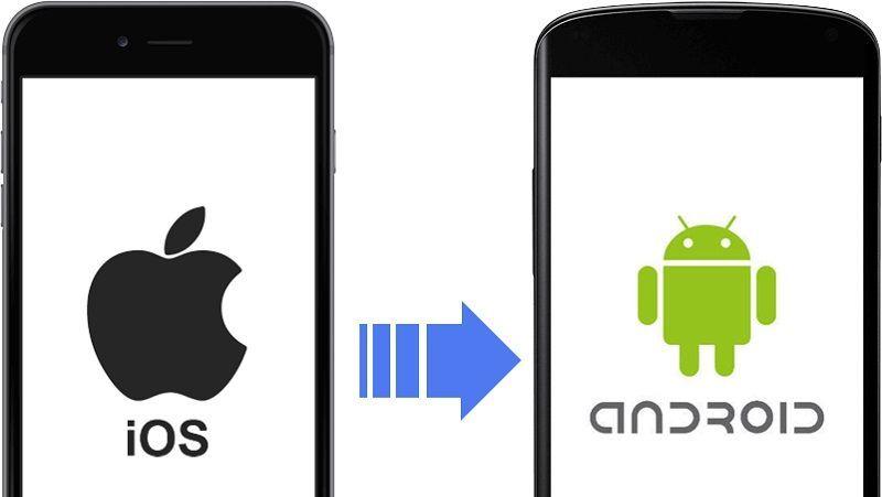Cómo Pasar de iOS a Android