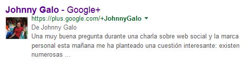 Johnny Galo En Google