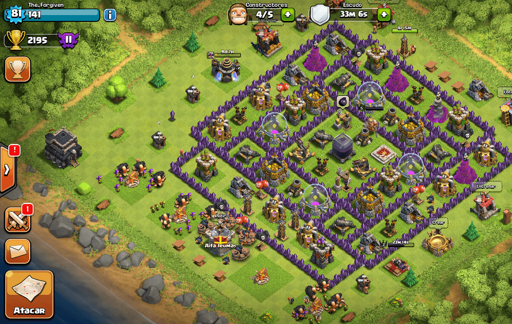 Johnny Aldea Clash Of Clans