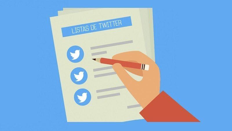 Listas en Twitter
