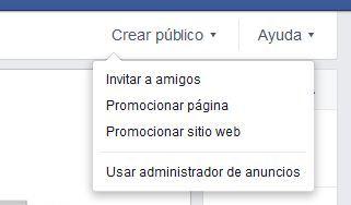 administrador de anuncios