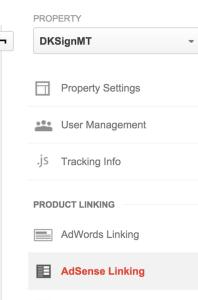 Integrando google adsense con google analytics 2