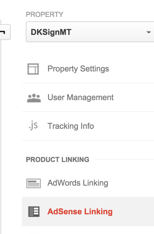 Integrando google adsense con google analytics