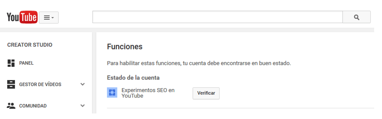 Cómo crear un canal de videos en YouTube 4