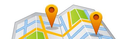 Mapa-GPS