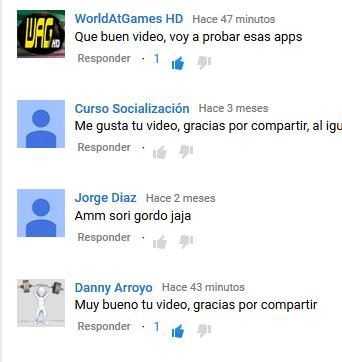 3 Conseguir Comentarios