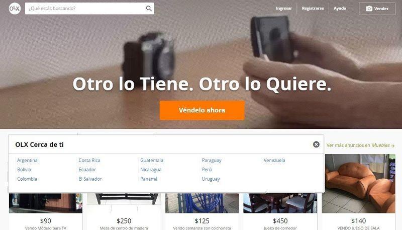 6 sitios para comprar y vender en internet seguro env o for Paginas de espectaculos argentina