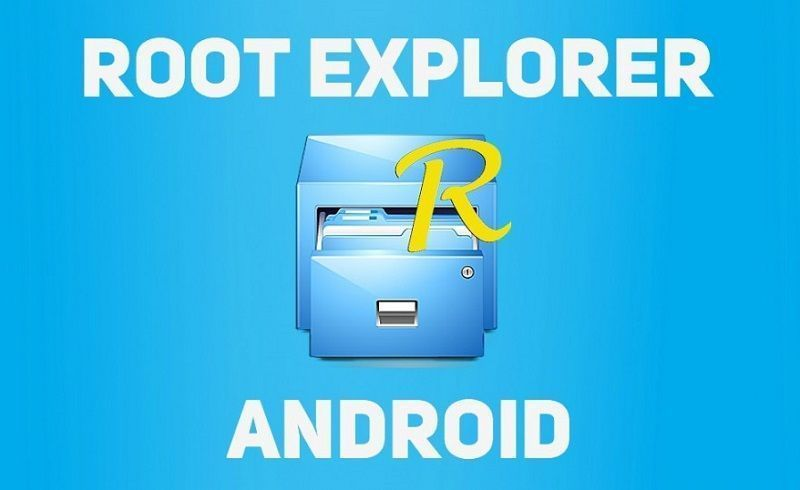 Root Explorer App Android