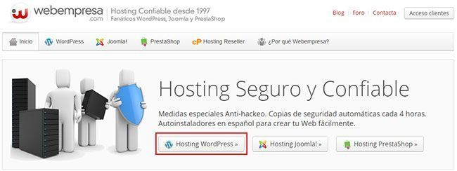 2-hosting-español-barato