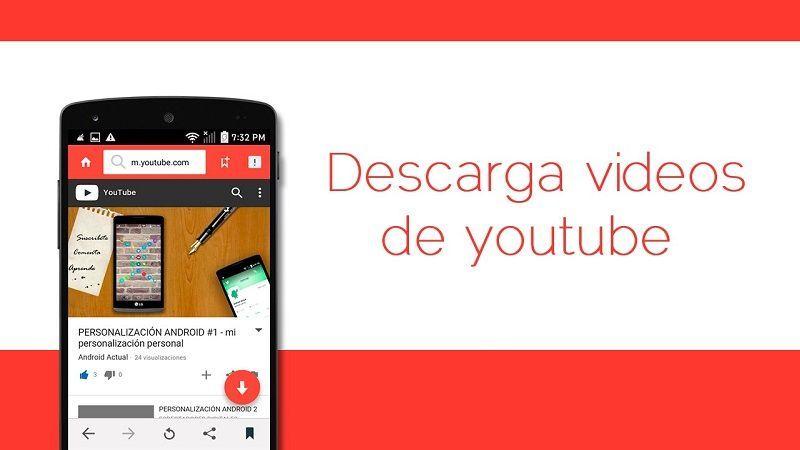Mejores Apps Android Para Descargar Videos de YouTube