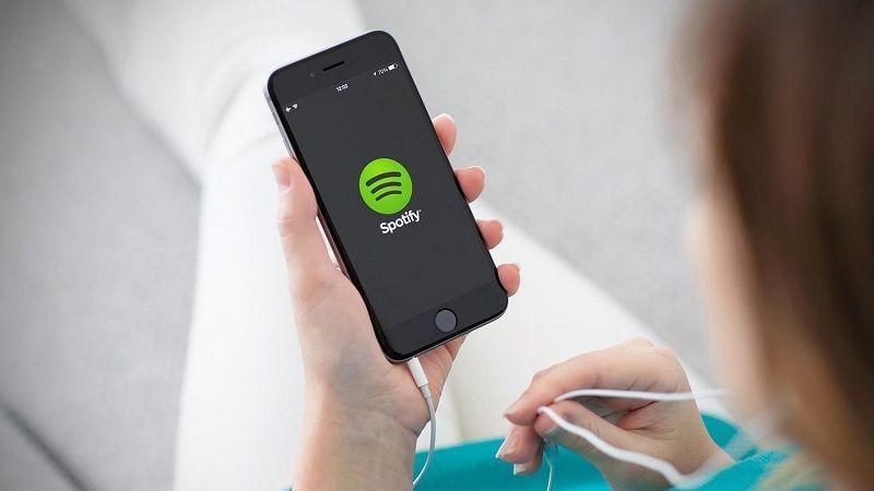 Spotify Mejor Aplicación de Música