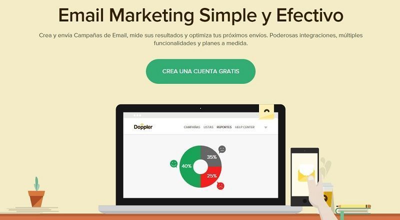 email marketing doppler